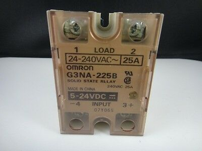 Solid State Relay Omron Type 240VAC 25A