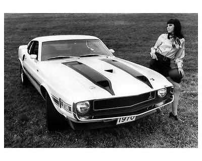 1970 Shelby Cobra GT500 Automobile Photo Poster zua5931-GNYVJZ