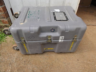 Hardigg 14x28x19 Single Lid Hard Shipping Case