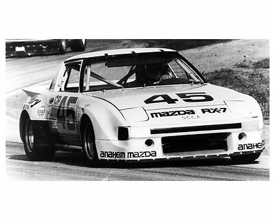1982 Mazda RX7 Automobile Photo Poster zua7683-G8VNJK