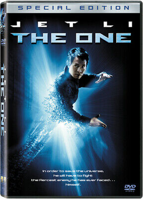 The One DVD, 2002, Special Edition Action/Adventure FREE SHIPPING U.S.A.