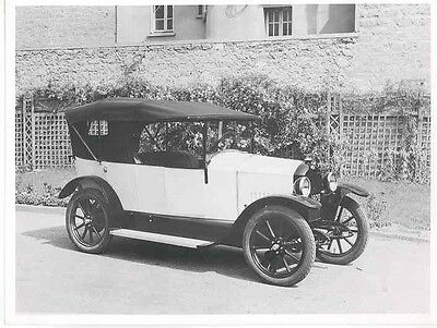 1920 Peugeot Torpedo ORIGINAL Factory Photo ab1471-SR7GJU