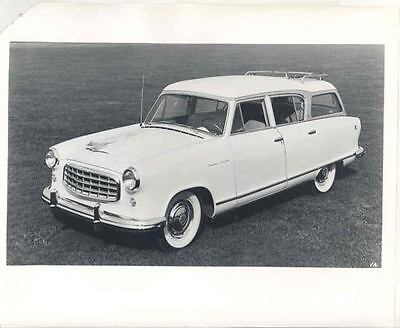 1955 Nash Rambler ORIGINAL Factory Photo H1400-SLLJX9