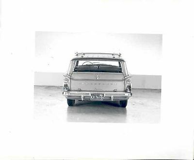 1961 AMC Rambler Ambassador ORIGINAL Factory Photo H309-XDNNCO