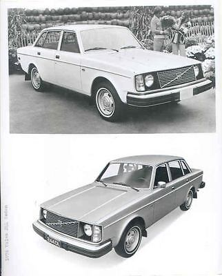 1976 Volvo 244 ORIGINAL Factory Photo H3338-PVHPKC