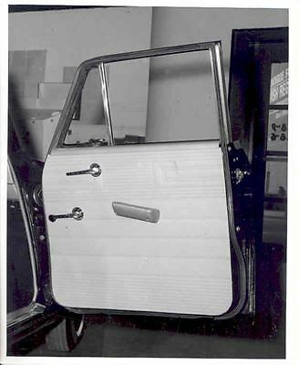 1962 AMC Rambler American Deluxe Interior ORIGINAL Factory Photo H380-HZN219