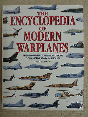 Encyclopedia of Modern Warplanes , book