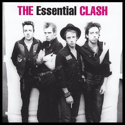 THE CLASH 2 CD ESSENTIAL LONDON CALLING 70s