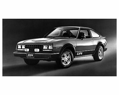 1983 AMC Eagle SX4 Automobile Photo Poster zua9514-VCNCVN