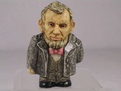 Harmony Kingdom Ball Pot Bellys / Belly 'Abraham Lincoln'  #PBHAL New In Box