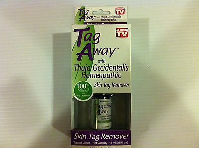 Tag Away Homeopathic Skin Tag Remover, IN STOCK... NO WAIT...AS SEEN ON TV