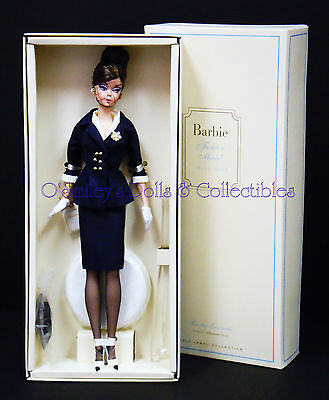 2013 BOATER ENSEMBLE BFC (CLUB) Gold Label BFMC SILKSTONE Barbie X8265_NRFB