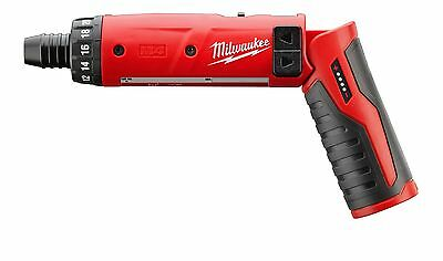 Milwaukee 2101-20 M4 1/4-in Hex Screwdriver (Tool Only)  IN STOCK