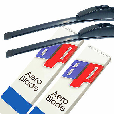"26""/26"" Aero Ap Front Exact Wiper Blades Specific Fit Kit V4"