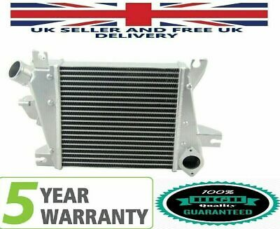 Brand New Nissan X-Trail Intercooler Year 2003 To 2005  Welded Core Not Crimped