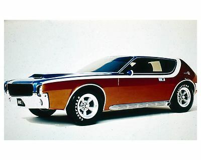 1967 AMC AMX Concept Factory Photo ua8224-5A6393