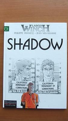 Largo Winch T. 12 : Shadow - E.o. -2002- Francq - Van Hamme - Dupuis