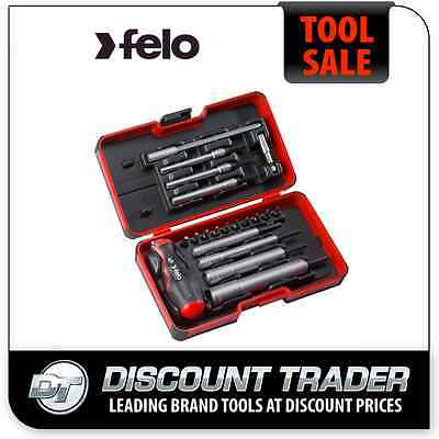 Felo Screwdriver Set 20 Piece - SMART Mechanik 06082006