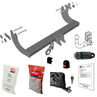 Witter Towbar for Ford Transit Custom 2012 Onwards - Detachable Tow Bar