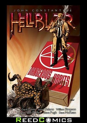 HELLBLAZER VOLUME 5 DANGEROUS HABITS GRAPHIC NOVEL New Paperback Collects #34-46