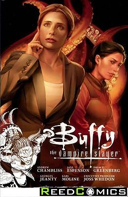 BUFFY THE VAMPIRE SLAYER SEASON 9 VOLUME 3 GUARDED GRAPHIC NOVEL New Paperback