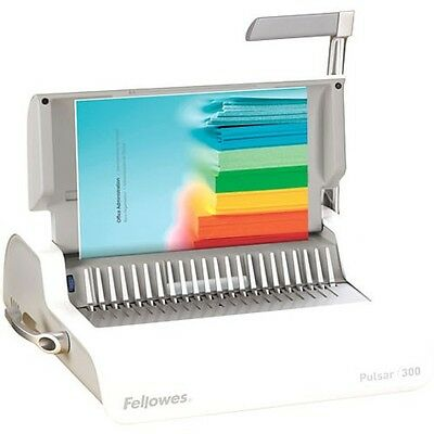 Fellowes Pulsar 300 Binding Machine - 5627601 Binder Brand New