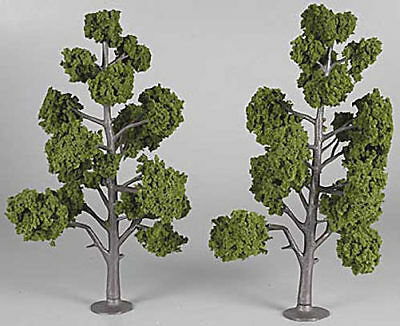 NEW Woodland Scenics Assembled Tree Medium Green 8  TR1518