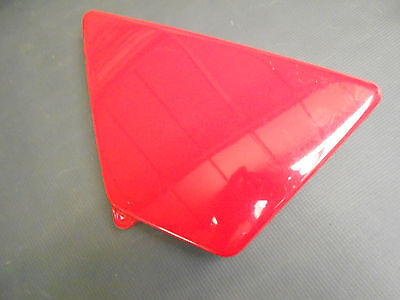 Yamaha Xs250 / Xs400 Right Hand Side Panel / Sidepanel Red Nos