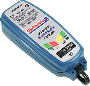 OptiMate 2 battery charger for MV Agusta Motorcycles TM-428