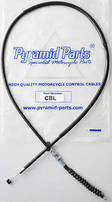 Clutch Cable for Honda CG125 Brazil 84-97