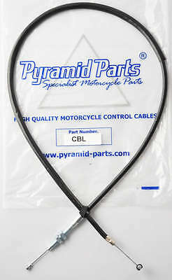 Pyramid Parts Front Brake Cable fits: Yamaha DT125 MX 79-83