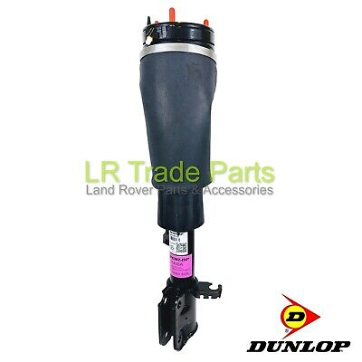 Range Rover L322 New Front Air Suspension Spring Strut Lhs Dunlop - Rnb000750