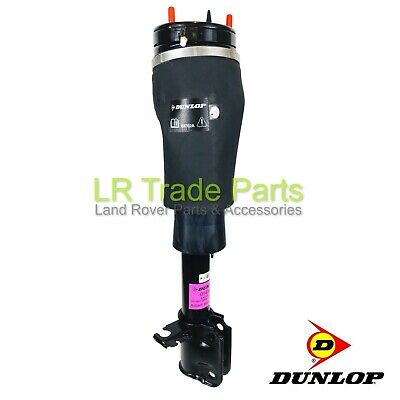 Range Rover L322 New Front Air Suspension Spring Strut Rhs Dunlop - Rnb000740