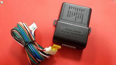 2 Electric Window Closure (Roll Up) Module For Car Alarms Universal Brand New