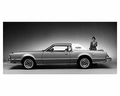 1976 Lincoln Continental Mark IV Factory Photo ub2867-GS4IKL