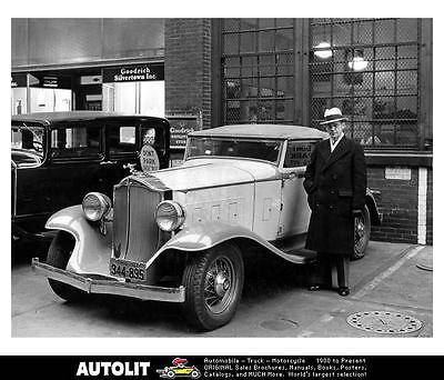 1932 Packard 9th Series Light Eight Model 900 Roadster Coupe Photo ub3142