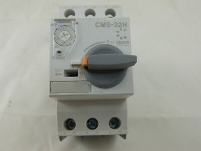 New (Lot of 3) Cerus Manual Motor Starter CMS-32H 1.6 ~ 2.5 Amp 2-Year Warranty