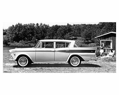 1959 AMC Rambler Rebel Custom Automobile Photo Poster zub1911-6V9OG8
