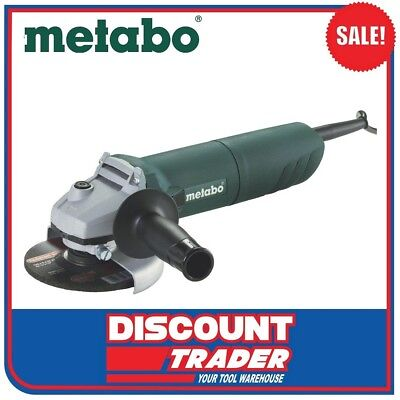 """Metabo 125mm 5"""" 1100W Angle Grinder - W 1100-125 - 601237190"""