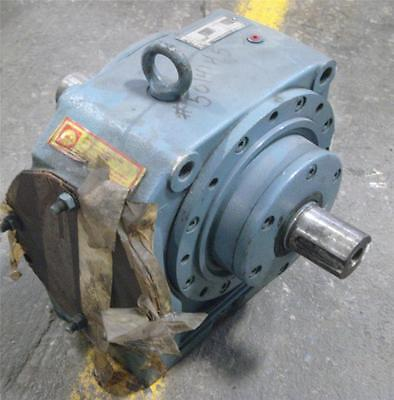 Sew Eurodrive Sf Gn132S B Hr Helical-Worm Gear Reducer, 62.90:1 Ratio
