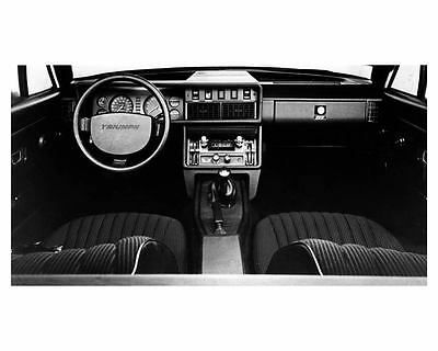 1975 Triumph TR7 Interior Factory Photo ub3910-62YQKQ
