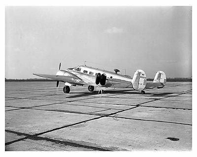 1949 Kaiser Frazer Corp Beechcraft Twin Airplane Photo ub4416-P3U514