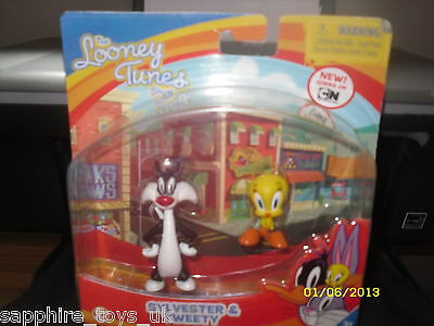 The Looney Tunes Show - Sylvester And Tweety - New/boxed