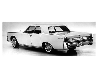 1963 Lincoln Continental Factory Photo ub5242-BDMWJE