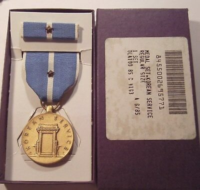 1898 U.S. Navy Spanish Campaign Medal with RIBBON