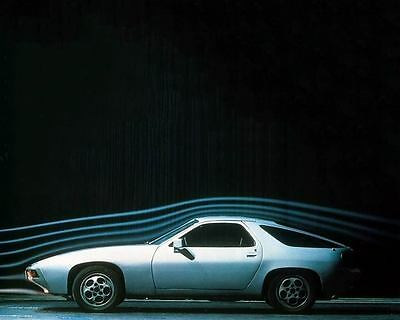 1975 1976 Porsche 928 Concept Automobile Photo Poster zc3058-KTTZN9