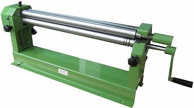 Rdgtools Metal Slip Roll Bending Rolling Forming Machine Heavy Duty