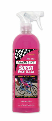 Finish Line Super Bike Wash 1Lt Spray