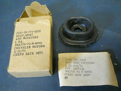 Dodge M37 G741 V41 radio telephone wire mant truck data plate Other Car & Truck Parts Auto Parts & Accessories P12