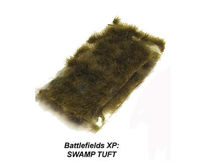 Army Painter Battlefields: Ciuffi d'Erba Tipo Palude / Swamp Tuft 6mm